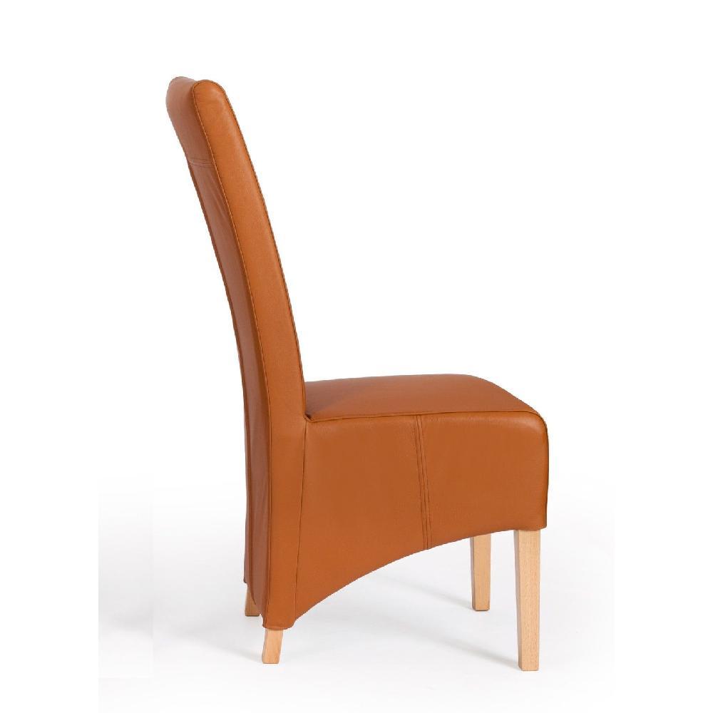 6 er stuhlset sessel hussen designer echt leder l beck. Black Bedroom Furniture Sets. Home Design Ideas
