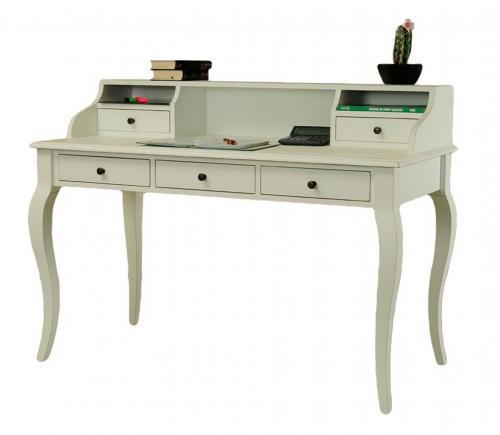 schreibtisch sekret r designer fichte massiv vintage wei. Black Bedroom Furniture Sets. Home Design Ideas
