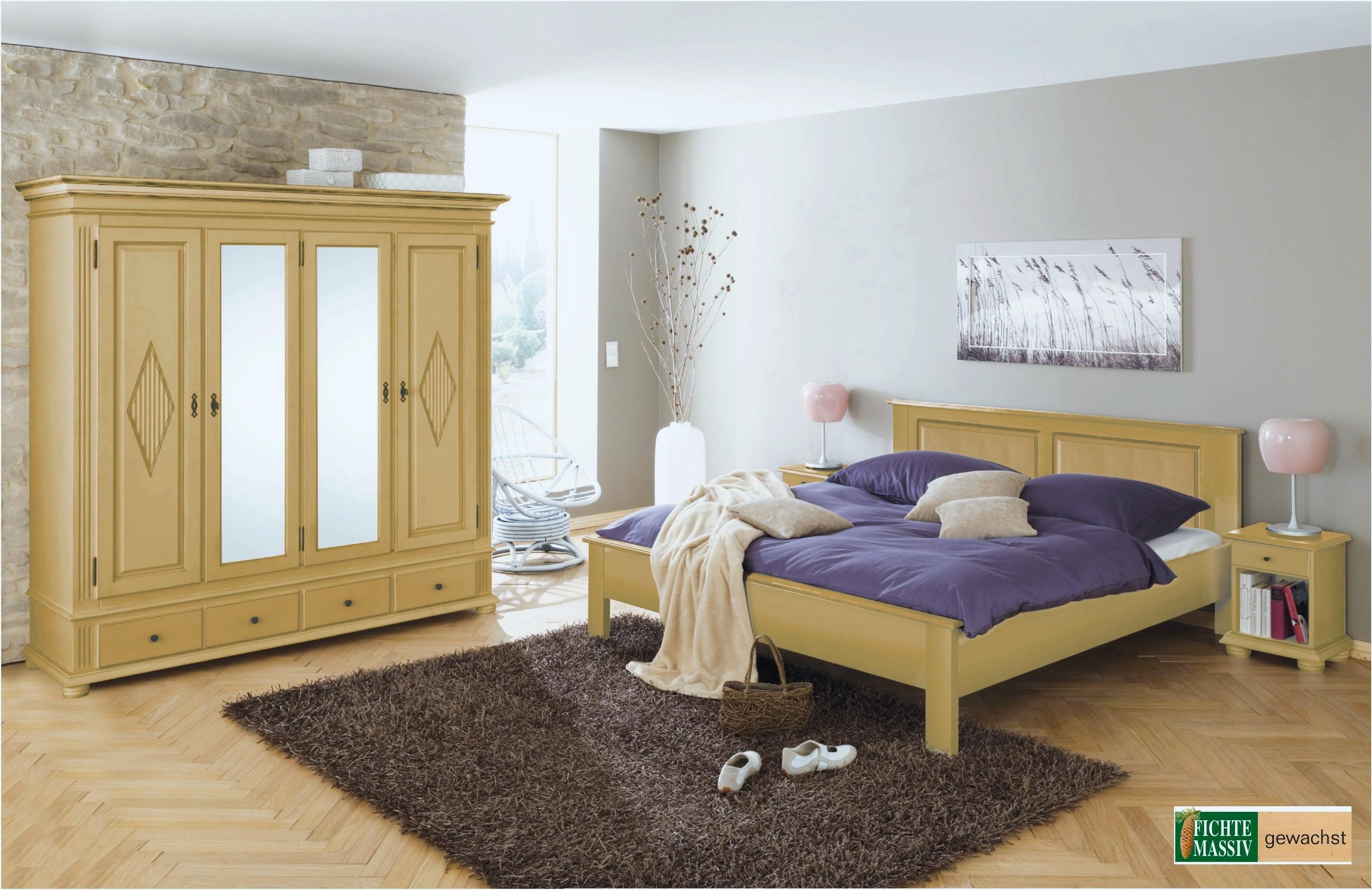 Schlafzimmer Set Zugspitz 4 Türig Landhaus Fichte Massiv Gewacht
