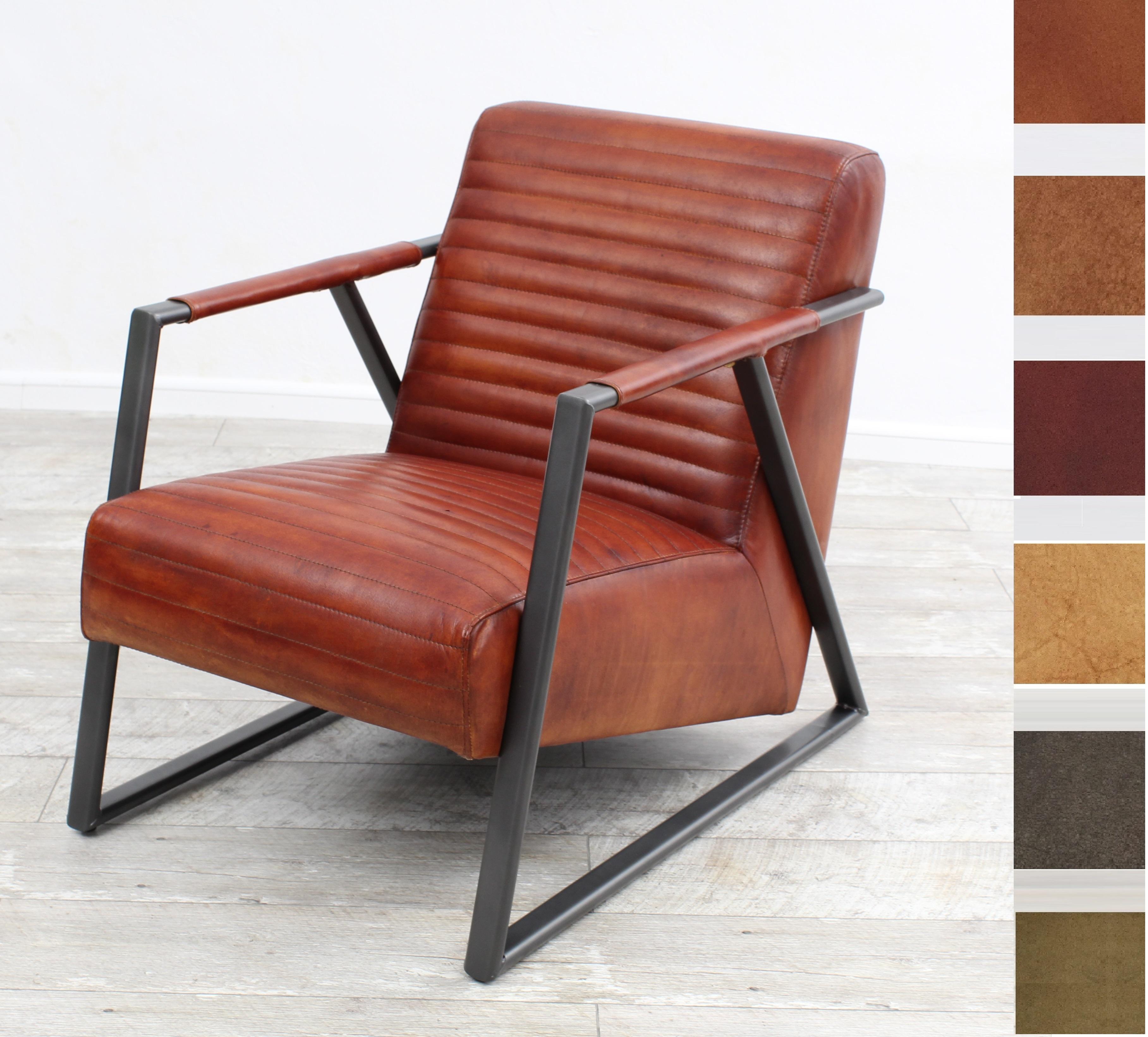 Aktiv Moebel De Sessel Stuhl Designer Hamburg Echt Buffel Leder