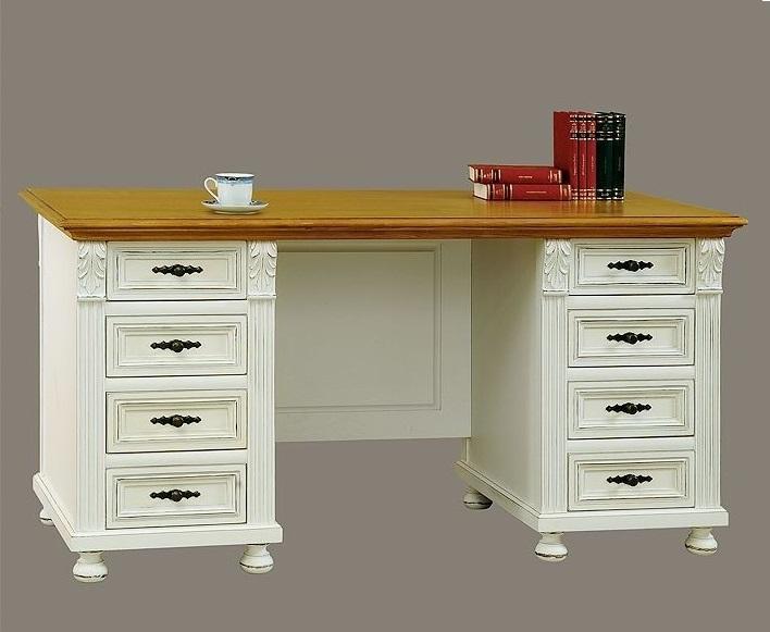 aktiv schreibtisch paris dm49 designer fichte. Black Bedroom Furniture Sets. Home Design Ideas