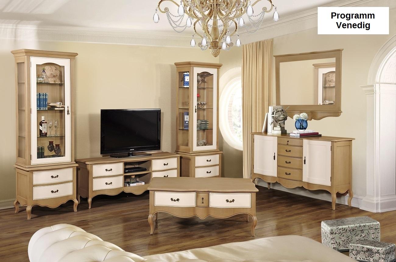 Wohnwand fichte affordable wohnwand fichte massiv with for Gebrauchte anbauwand
