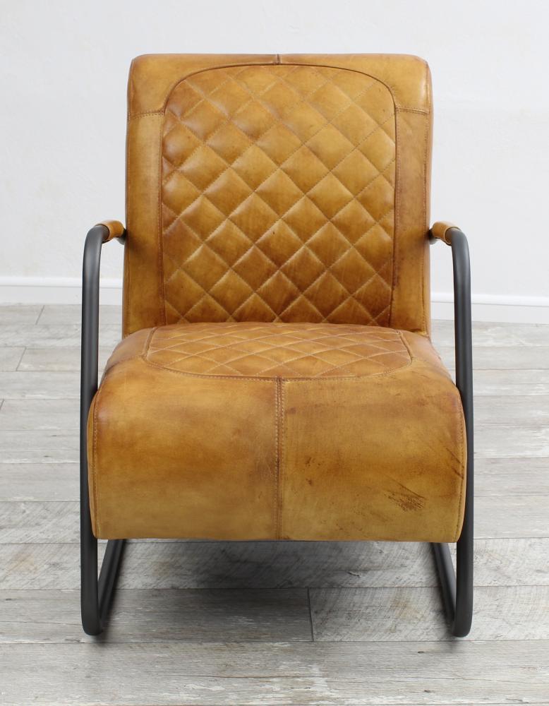 aktiv sessel stuhl designer m nchen nr 1 echt b ffel leder vintage farbe camel. Black Bedroom Furniture Sets. Home Design Ideas