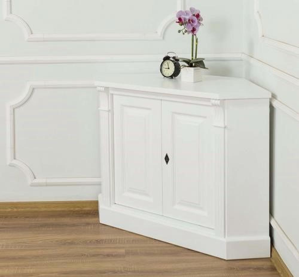 Kommode Weiß Holz 2021