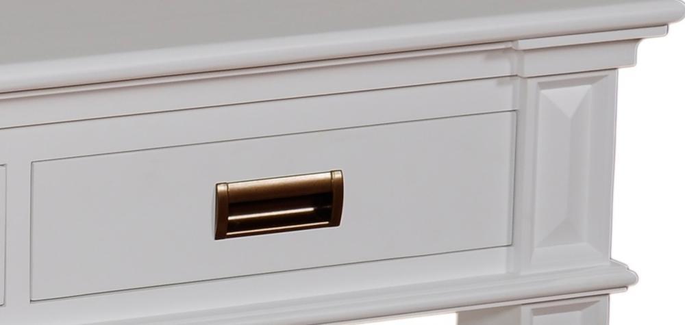 couchtisch berlin dm 188 fichte massiv designer wei lack. Black Bedroom Furniture Sets. Home Design Ideas